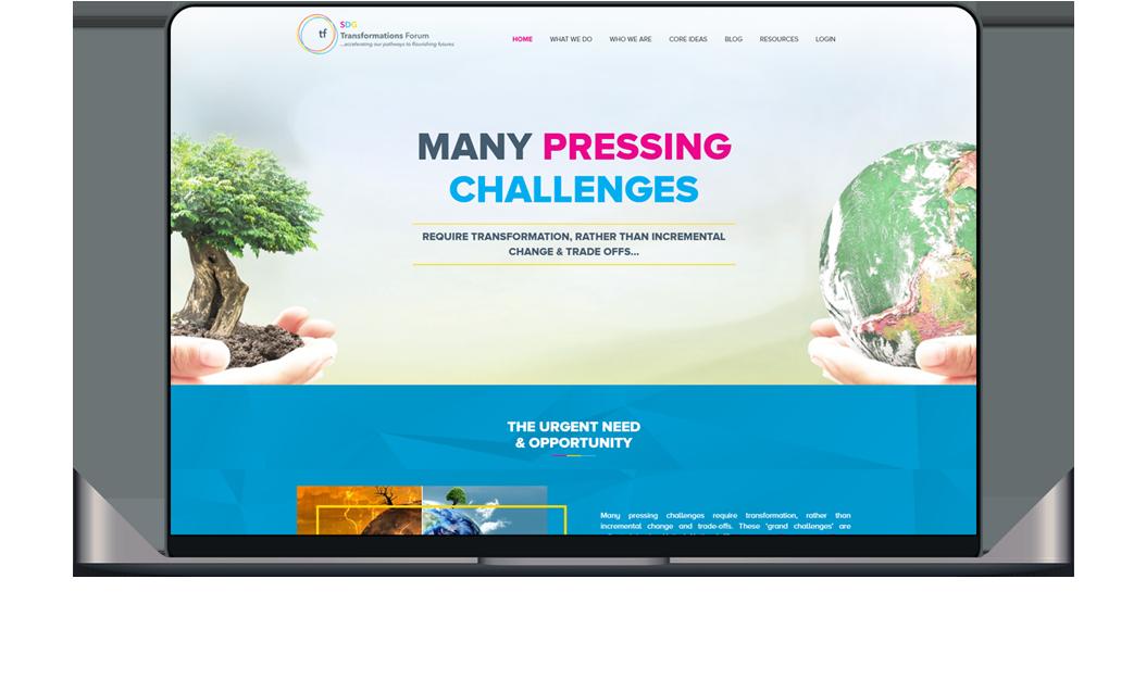 SDG Transformations Forum